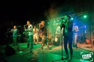 Zompa Family groupe musique festival Foix'R de Rue 2016