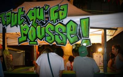 Festival Foix'R de Rue 2016 Buvette Restauration