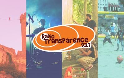 Festival Foix'R de Rue 2016 Transparence Radio
